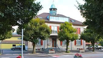 Das Gemeindehaus Hunzenschwil.