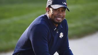 Bald wieder selber im Einsatz: Superstar Tiger Woods am Ryder Cup als Vize-Captain des siegreichen amerikanischen Teams