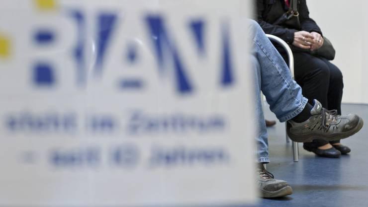 Die Arbeitslosenquote im Kanton Aargau ist im Januar um 0,2 Prozentpunkte auf 3,5 Prozent gestiegen
