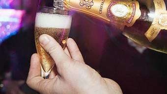 Weniger Nachfrage nach Champagner