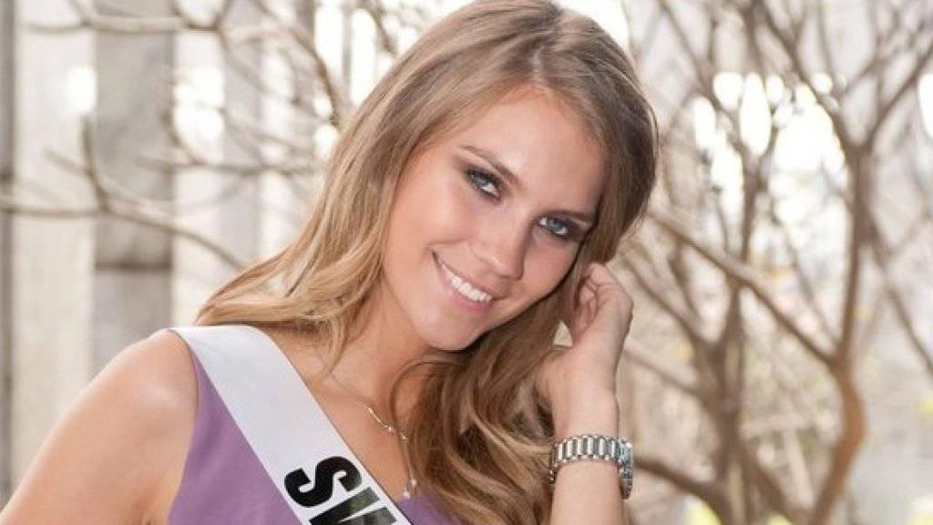 Schönheitschirurgen sind sich einig: Kerstin Cook ist die schönste Miss Schweiz seit 1964 (Archiv).