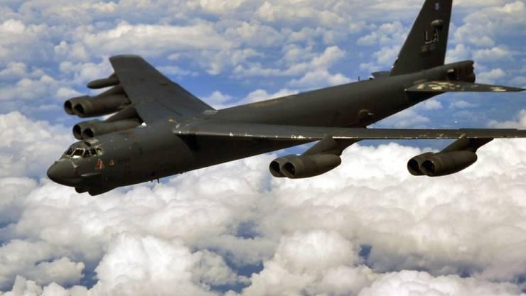 USA markieren mit dem Flug eines Langstreckenbombers über Südkorea Präsenz nach Nordkoreas Atomtest. (Symbolbild)