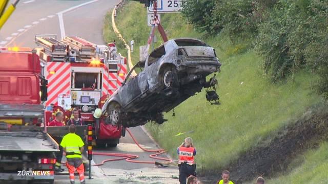 Unfälle bei Richterswil