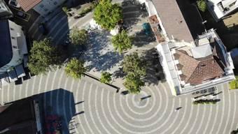 Langenthal hat in den vergangenen Jahren in die Aufwertung der öffentlichen Räume im Zentrum investiert.