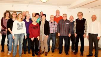 Sie bilden die Projektgruppe des neuen Stücks «Adam Zeltner – ein Leben zwischen Mühlen».