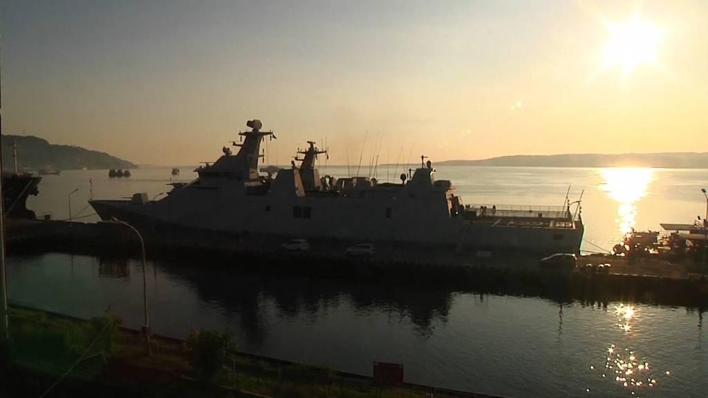 Marine bestätigt: Indonesisches U-Boot ist gesunken, Mannschaft tot
