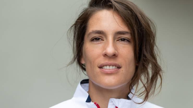 """Die deutsche Tennisspielerin Andrea Petkovic setzt in Zeiten von Corona und Quarantäne auf Bücher. """"Wenn wir gerade zu Hause sitzen und früher oder später Netflix durchgeschaut haben"""", könne ein Online-Buchclub Spass machen. (Archivbild)"""