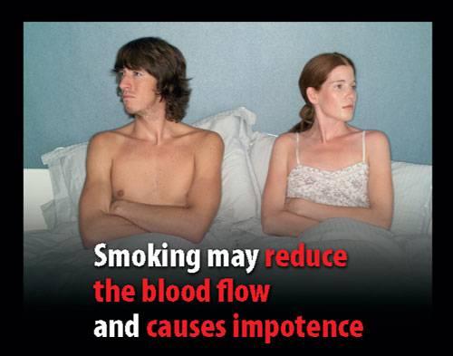 Schockbilder gegen Nikotinabhängigkeit