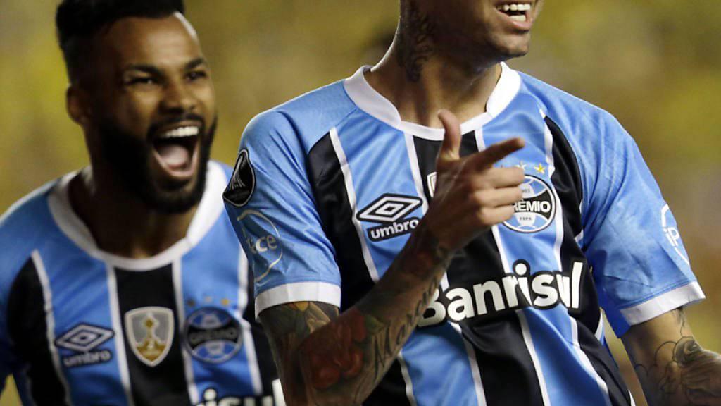 Gremio Porto Alegre steht erstmals seit 2007 wieder im Final der Copa Libertadores