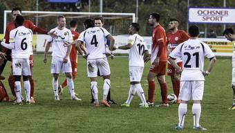 FC Dietikon - FC Wettswil-Bonstetten