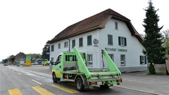 Der «Tannenbaum» wurde von Nachbar und Unternehmer Andreas Meier aufgekauft.
