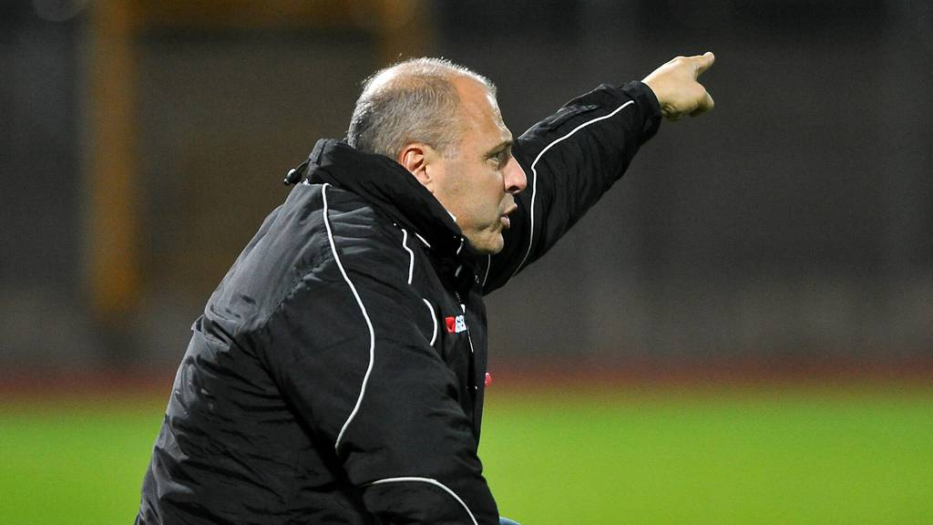 Der Start beim SC Kriens für den neuen Trainer Davide Morandi wird verschoben (Archivbild).