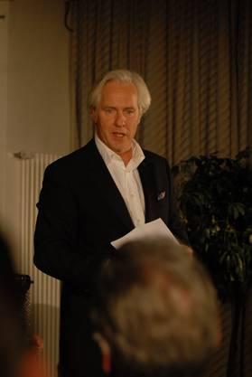 Marc Pfirter, Direktor des Regionalen Pflegezentrums Baden (RPB)
