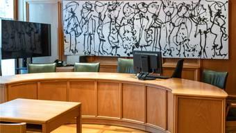 Ein Opfer sexueller Nötigung versuchte vor dem Bezirksgericht Lenzburg erfolglos den Täter zu entlasten.