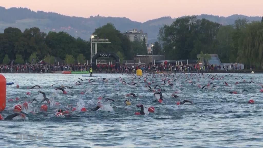 Ironman erstmals in Thun: Mega-Event mit grossen Auswirkungen auf die Region