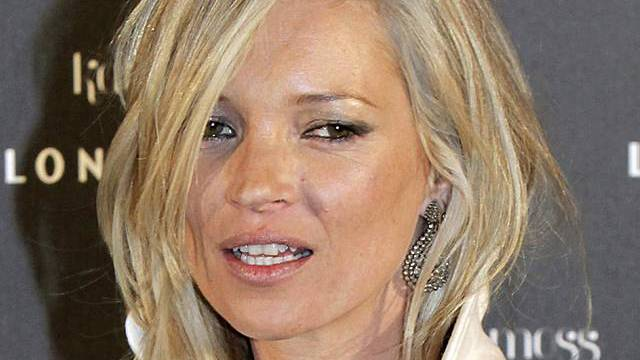 Kate Moss will ein funktionelles Outfit (Archiv)