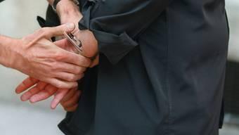 Die Polizei fand bei dem Trio gestohlene Gegenstände, eine Waffe und Einbruchwerkzeug (Symbolbild).
