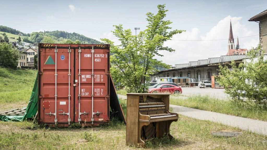 Das Lattich-Quartier im Güterbahnhof