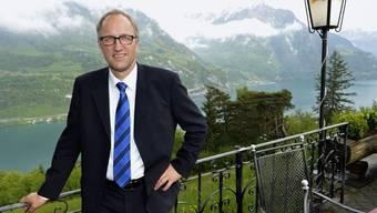 Der vierfache Familienvater aus Menzingen war jahrelang Finanzdirektor des Kantons Zug.