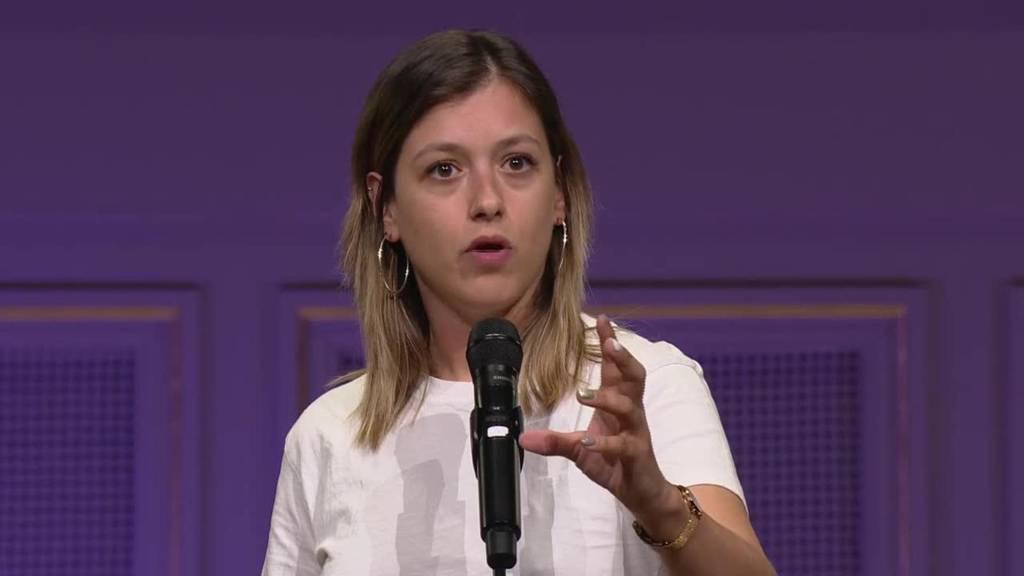Aerosol Comedy Festival: Lisa Christ