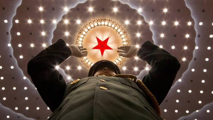 China strebt nach Wirtschaftsmacht.