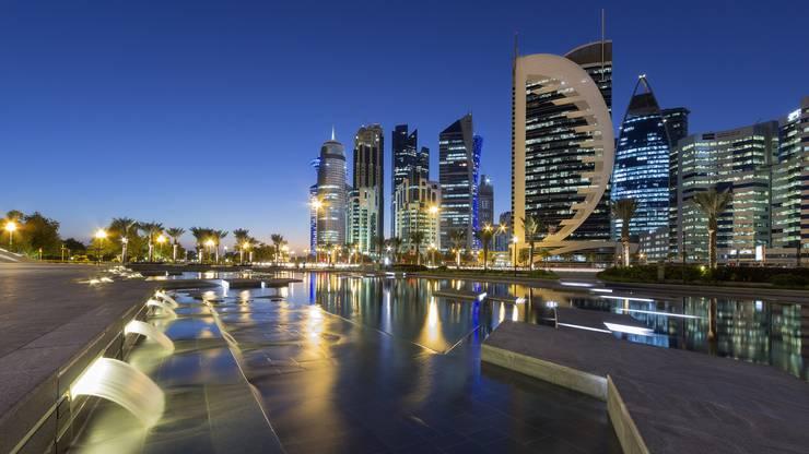 Platz 2: Doha - Auckland, 14'525 Kilometer, Flugzeit: 16 Stunden 35 Minuten, Qatar Airways