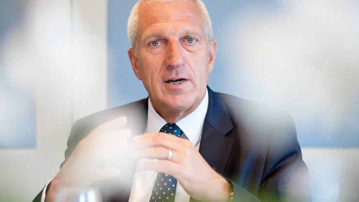 Die Zürcher Oberstaatsanwaltschaft hat ein Verfahren wegen ungetreuer Geschäftsbesorgung gegen Pierin Vincenz eröffnet. (Archivbild)