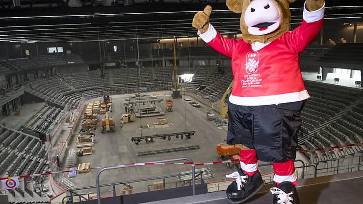Die Eishockey-WM in der Schweiz findet wohl nicht wie geplant statt
