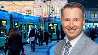Beat Leuenberger ist neu Chef der Moving Media AG.