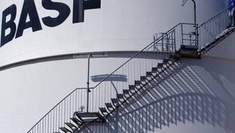 Streicht Stellen in der Region Basel: Die BASF (Archiv)