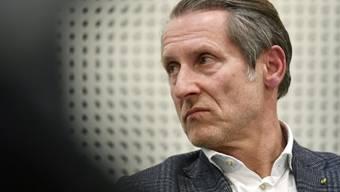 Kleinere Brötchen für den Rekordmeister: Ex-Präsident und Co-Hauptaktionär Stephan Anliker unterstützt die Grasshoppers weiter finanziell, allerdings in kleinerem Umfang