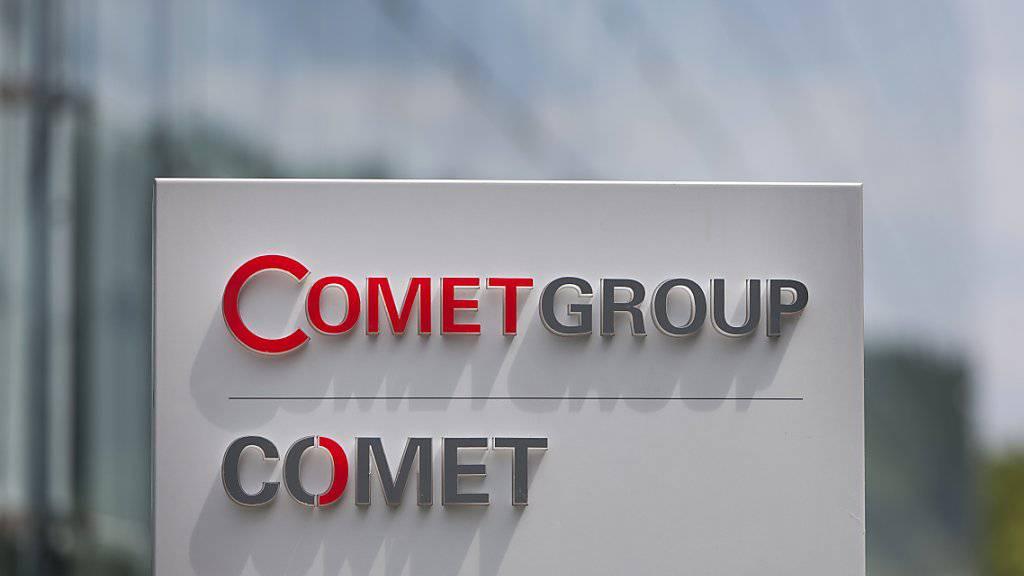 Comet-Chef René Lenggenhager nimmt den Hut. (Archiv)