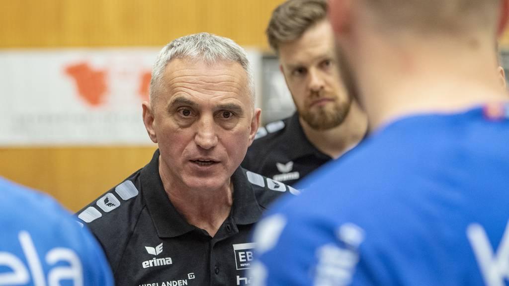 HC Kriens-Luzern muss Trainingsbetrieb einstellen