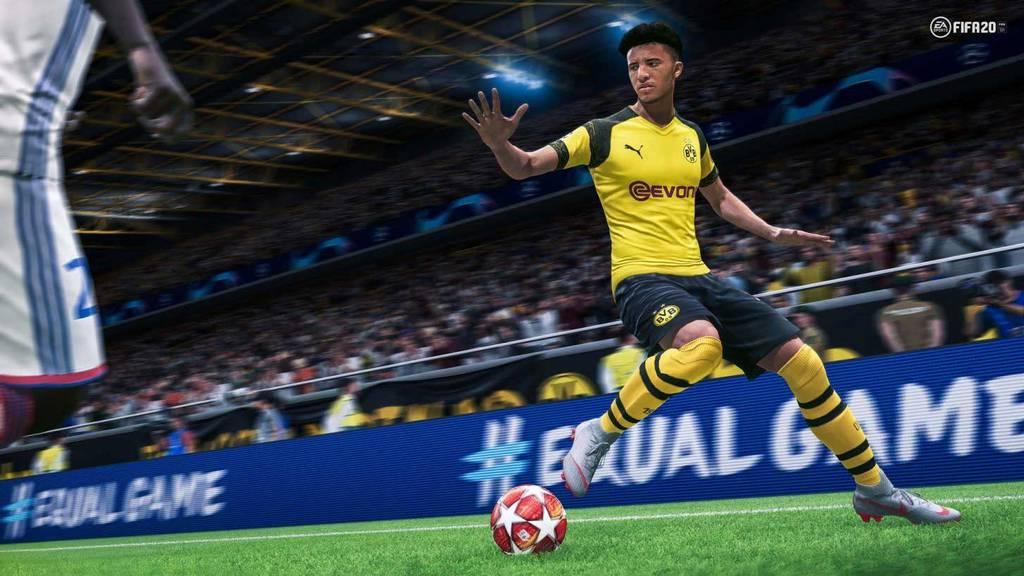 FIFA 20 - Jetzt geht's auf die Strasse!