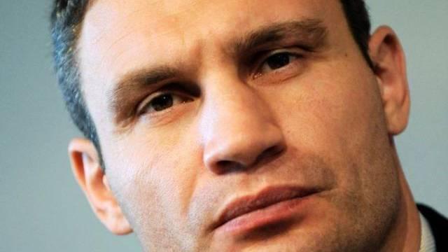 Ehemaliger Boxweltmeister Vitali Klitschko (Archiv)