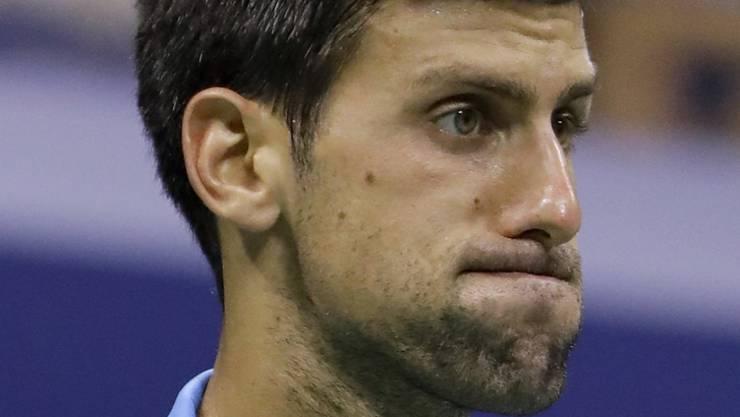 Novak Djokovic musste zuletzt auch Niederlagen akzeptieren