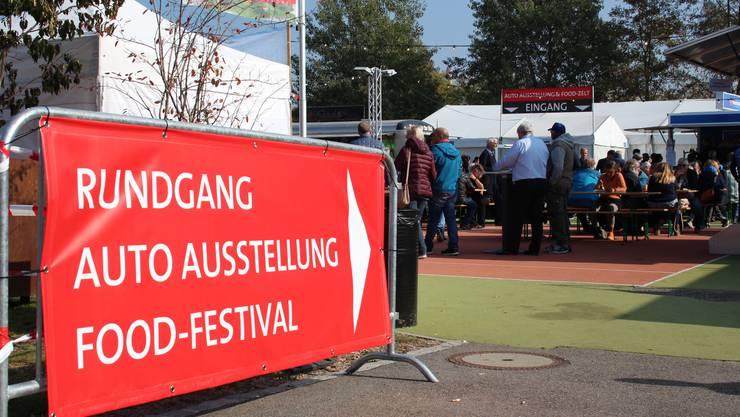 Die AGVS Auto Ausstellung Stein – Beliebte Mehrmarken-Auto-Ausstellung im Fricktal