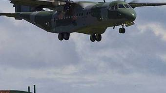 Brasilianisches Armeeflugzeug