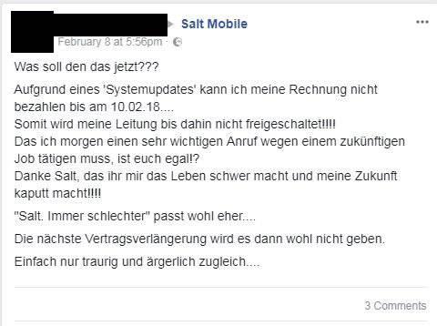 Facebook/Salt Mobile