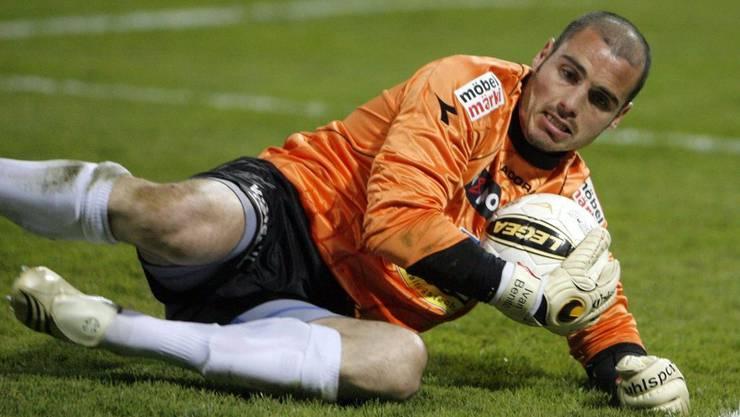 FCA-Goalielegende Ivan Benito