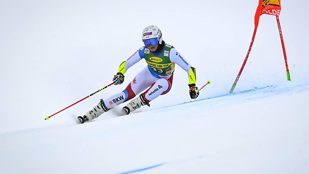 Speed-Auftakt der Frauen mit gleich drei Rennen in Val d'Isère