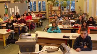 Staufen will wieder eine eigene Primarschule haben.