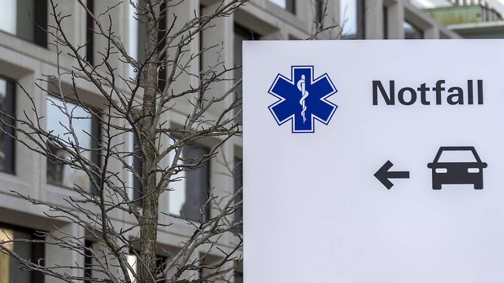 Notfall-Gebühr für Bagatellfälle im Spital zurück auf dem Tisch
