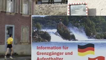 Lieber ganz bleiben als nur Grenzgänger sein: des Deutschen liebstes Auswanderungsland ist die Schweiz. (Themenbild)