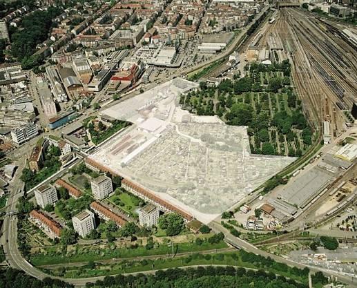Dem Bau- und Verkehrsdepartement schweben Wohnungen nach dem Prinzip «Low-Cost-Low-Energy» vor.