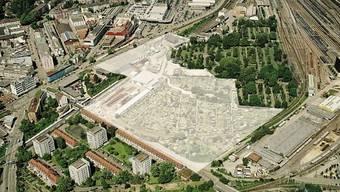 Wohnprojekt Walkeweg Basel