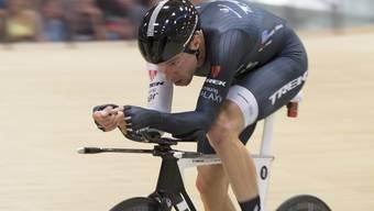 Jens Voigt stellt neuen Stundenweltrekord auf