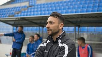 Trainer Mirko Recchiuti Larios kann vorerst zufrieden sein