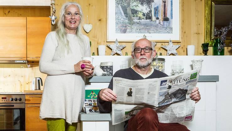 Das Ehepaar Richner aus Benzenschwil brachten den Stein ins Rollen.