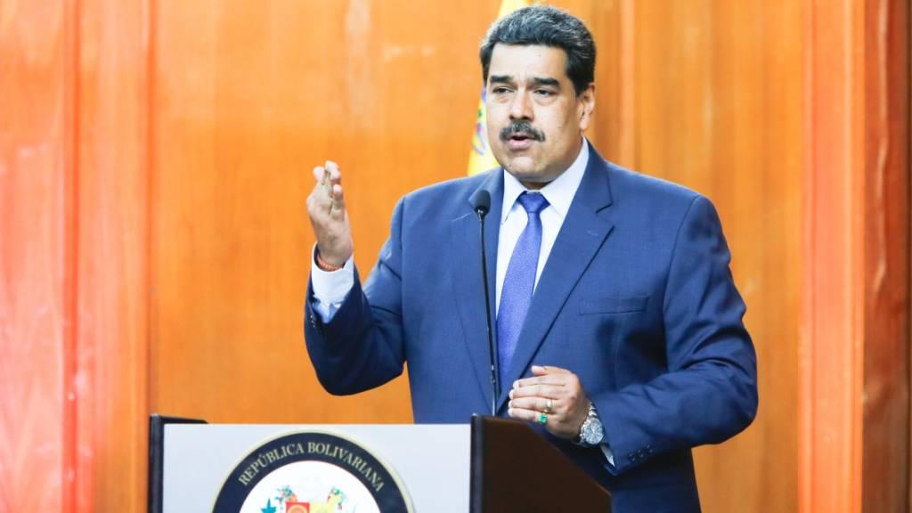 Venezuelas Regierung verweist EU-Botschafterin des Landes